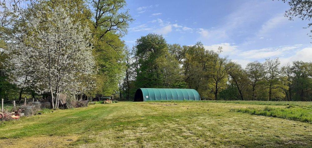 Aire camping-car à Oradour-sur-Glane (87520) - Photo 1